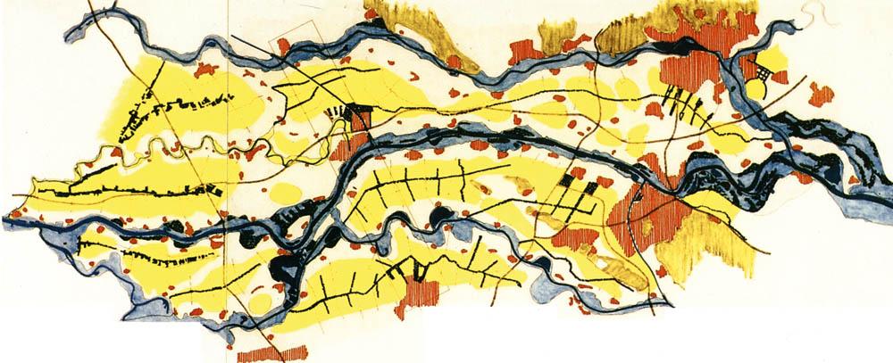 1985-nederland_rivierenland. Plan-ooievaar (beeld: H+N+S)