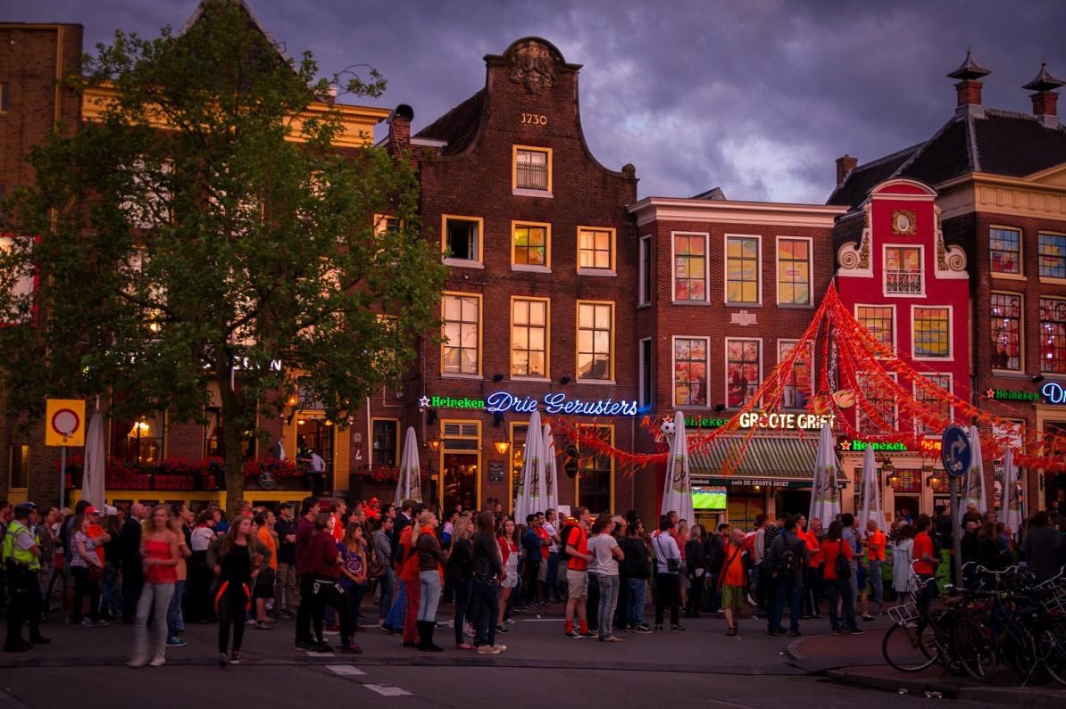 Grote Markt Groningen_foto Victor van Werkhooven via Flickr