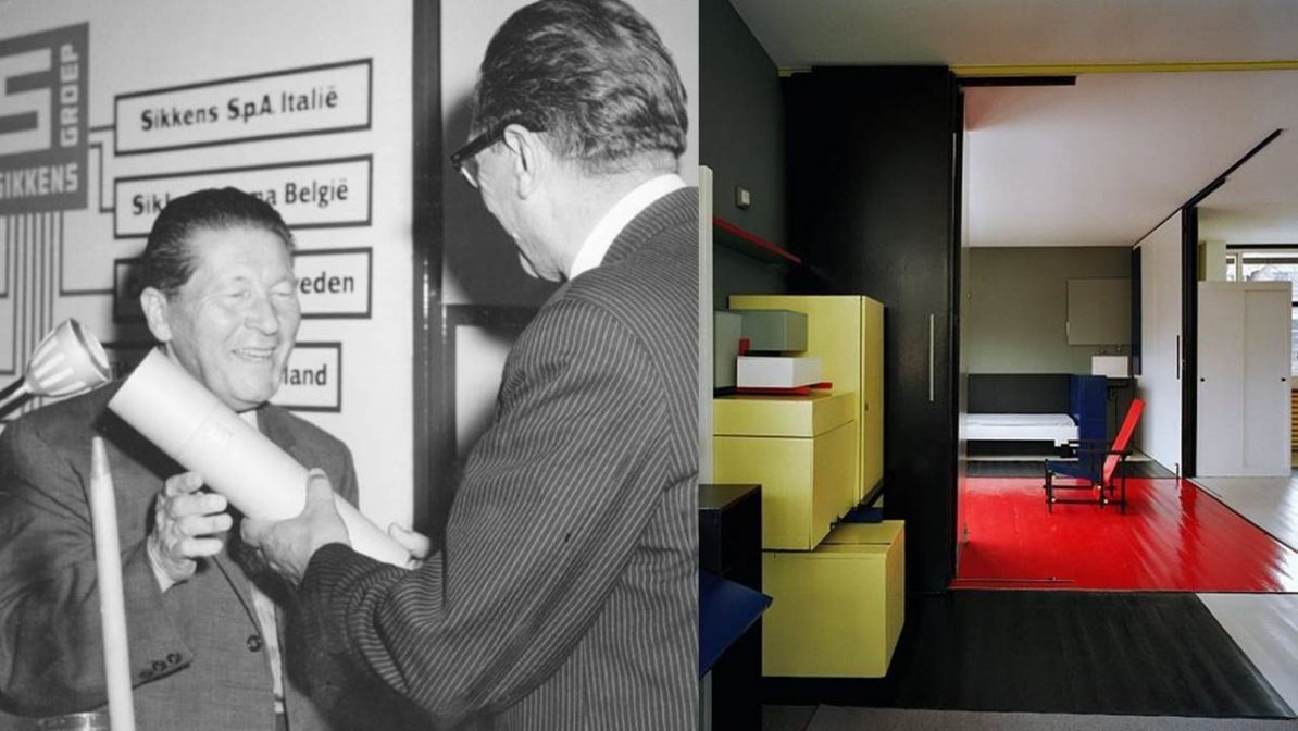 FaSade Architectuurcafé Gerrit Rietveld